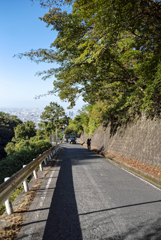 八尾・神立地区→水呑地蔵→十三峠 ビギナー向ヒルクライム