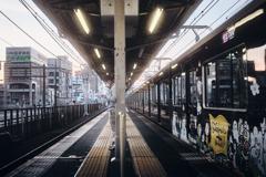 阪急中津駅・その2...