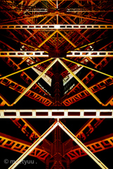 赤い鉄塔-2