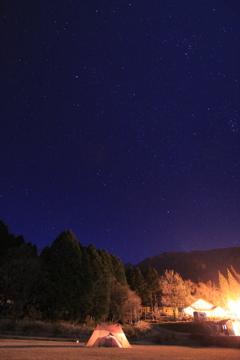 星見えるかな