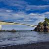 弁天島と岩大橋