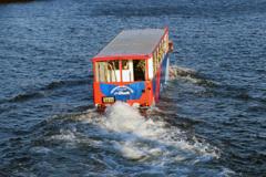 ハマの水陸両用観光バス~1