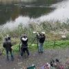 野鳥撮影のおっちゃん達