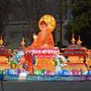 横浜中華街・春節燈火4