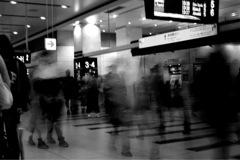 大阪駅の幻