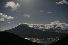 富士雲隠れⅡ