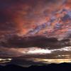 天空の紅雲