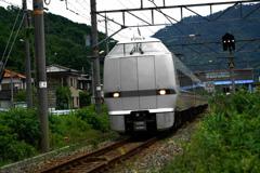 電車の風景