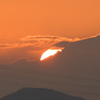 本日の朝陽