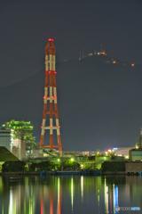 北九州市 夜景 黒崎 20200623 03
