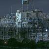 工場夜景 日油尼崎工場2