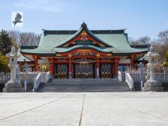 樽前山神社(1)