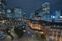 東京駅丸の内 20210617