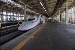 E4系 上越新幹線 長岡駅 2021.08.26