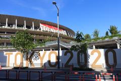 国立競技場 2021.08.05
