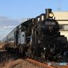真岡鐵道 蒸気機関車