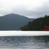 ある日の芦ノ湖夕景-⑨
