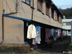 昭和の路地裏風な風景