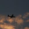 米軍の訓練飛行-➃