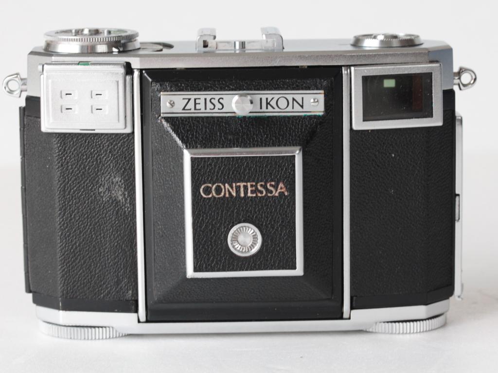 別れたカメラ達シリーズ-➆ コンテッサ-①