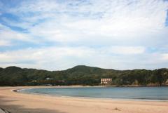 弓ヶ浜ウオーキング200527-①