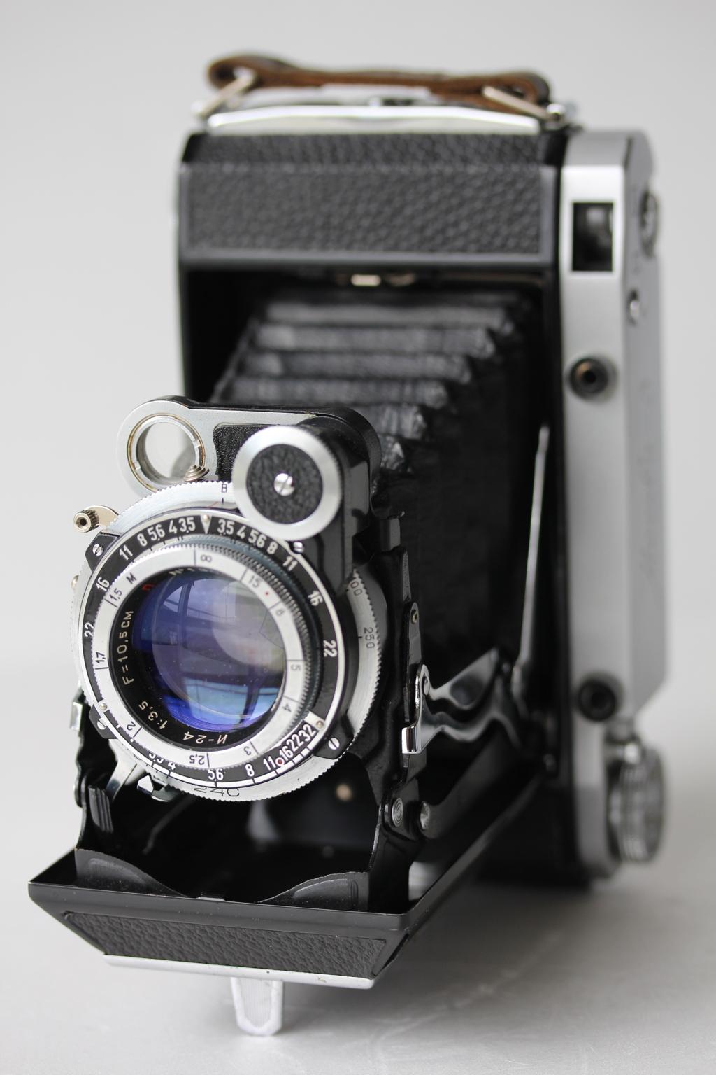 別れたカメラ達シリーズ-➅ ソ連が盗んだドイツの技術力(モスクワ5)