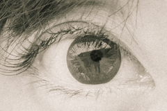 貴女の瞳は一万ボルト