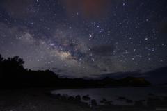 Hello,Milky way