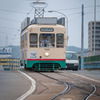富山地方鉄道軌道線富山大橋