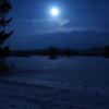 ある日の月夜