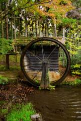 水車小屋の風景2