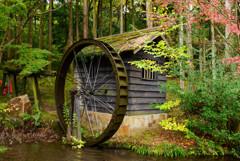 水車小屋の風景1