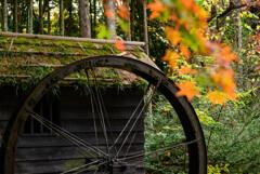水車小屋の風景5