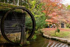 水車小屋の風景3