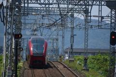 松塚駅からひのとり 2