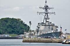アメリカ海軍ミサイル駆逐艦「マッキャンベル」その2