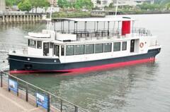 横須賀:軍港巡りの遊覧船