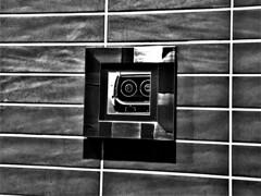 スカイラインGT-R:トイレ壁面