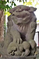 八幡神社:大正8年