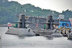 潜水艦 その1