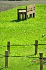 夏の長椅子