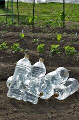 市民農園の必需品。