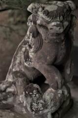 狛犬さん:明治遺産