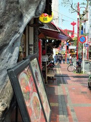 横浜中華街:メインストリート 2