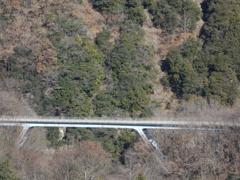 橋:山と山をむすぶ