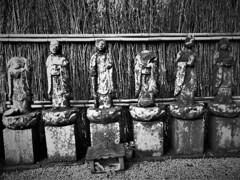 古い六地蔵:常福寺