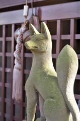 長松寺:狐さま