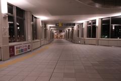 山形駅から霞城セントラルへ。