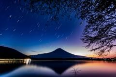 星グル 田貫湖