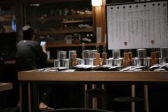 日本茶専門店でお抹茶甘味を